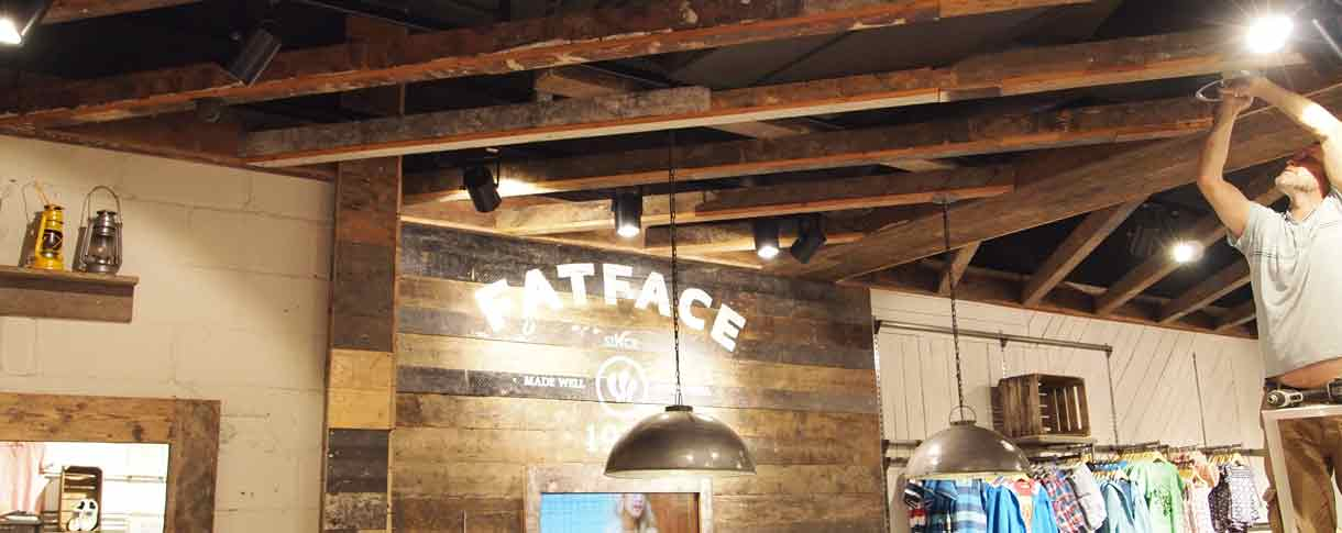 Reclaimed Wood For Home And Business