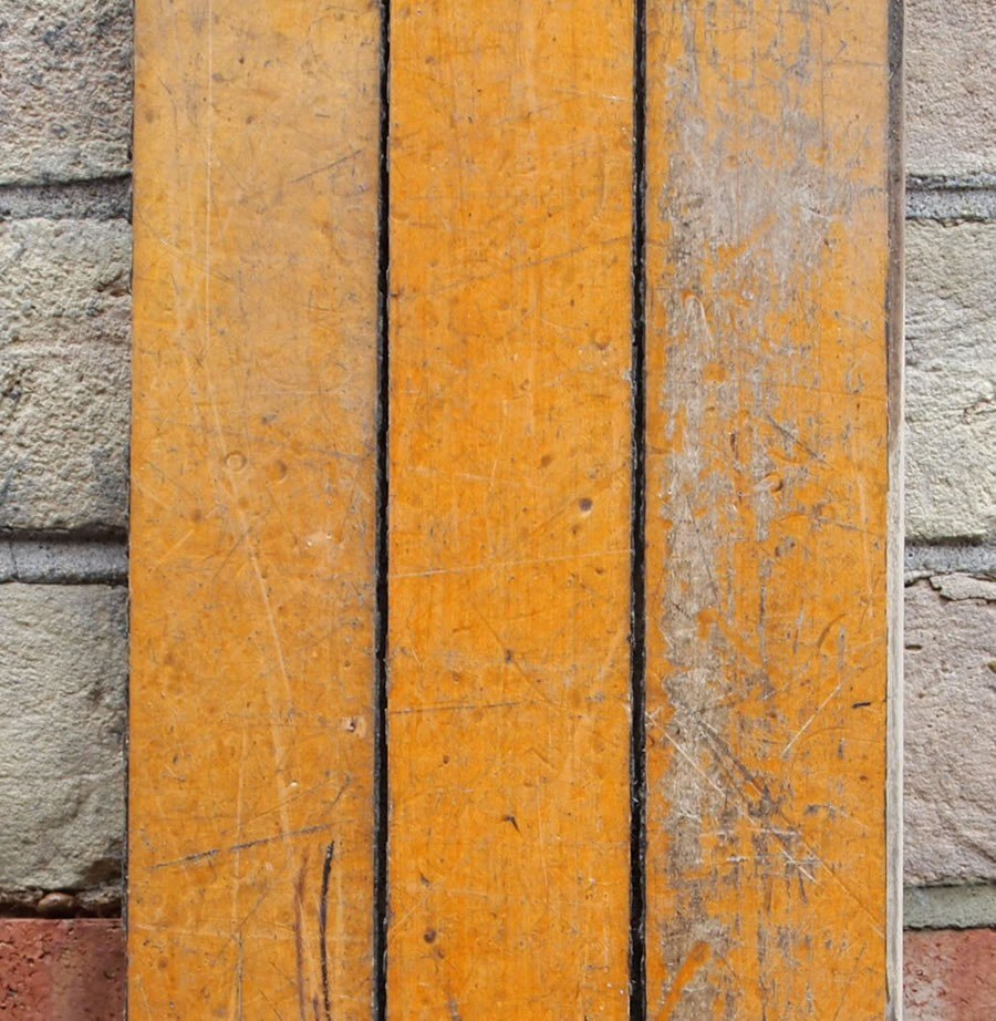 Reclaimed maple strip