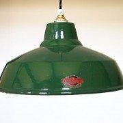 thorlux-enamel-lamp-shade