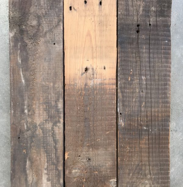 130mm reclaimed pine roofboard
