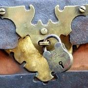 Antique Copper Chest
