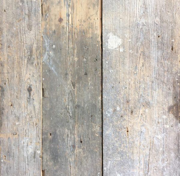 Georgian floorboards random width