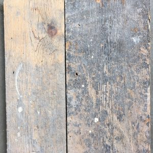 Reclaimed Georgian flooring