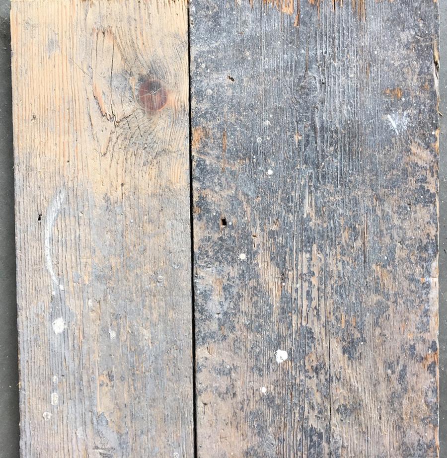 Reclaimed Georgian flooring