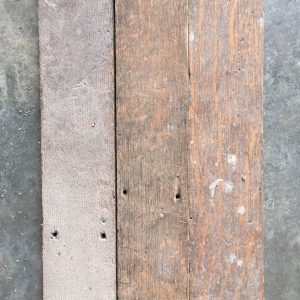 Reclaimed Mayfair oak strip