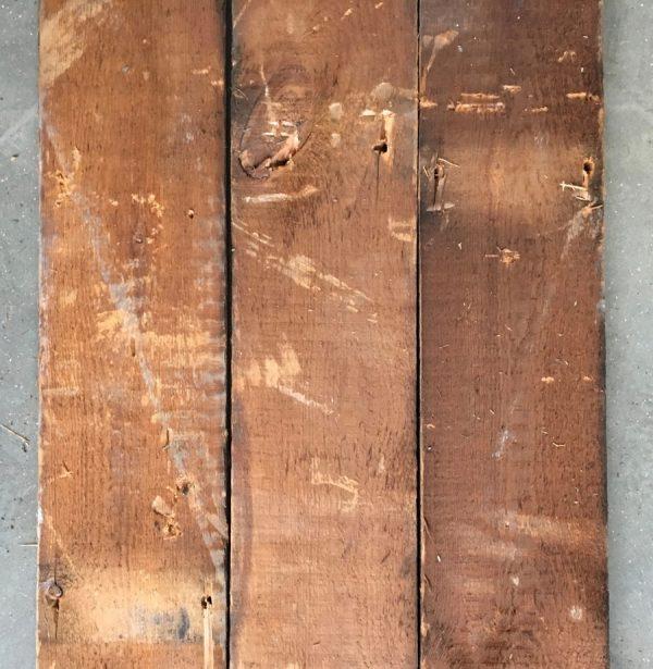 Reclaimed 130mm roof board (rear of boards)