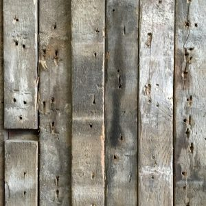 Reclaimed Joist Face Cladding