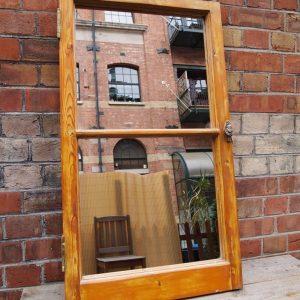 Classic window mirror
