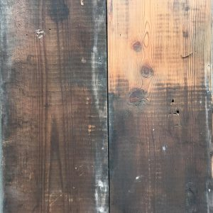 170mm reclaimed roof boards