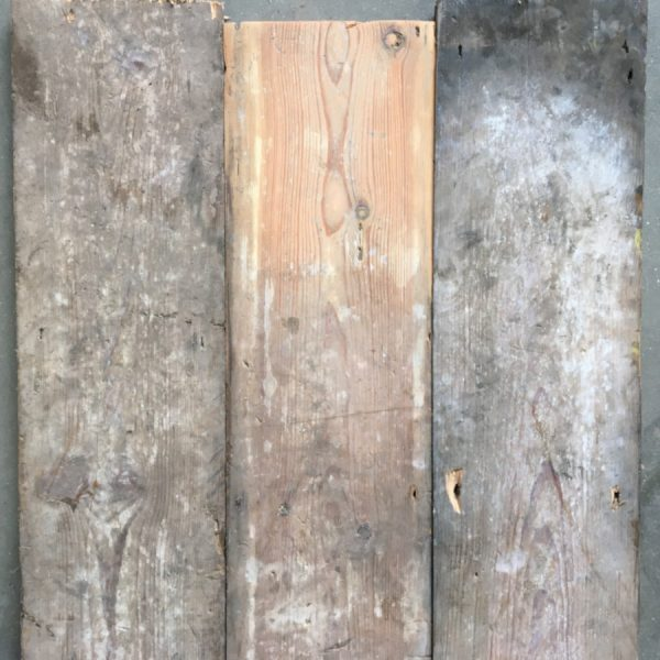 Reclaimed 170mm roofboard