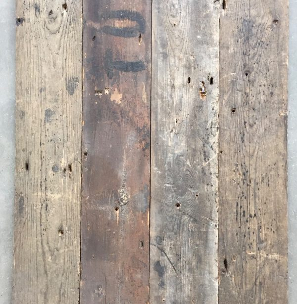 Reclaimed 110mm rustic cladding