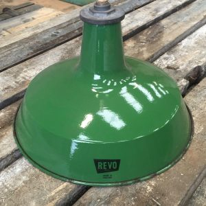 Revo industrial lampshade
