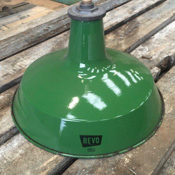 Revo industrial lampshade