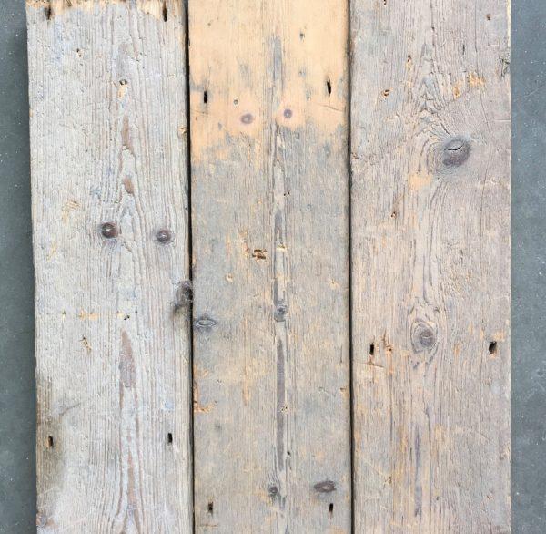 Reclaimed 145mm floorboards
