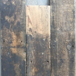 Reclaimed 150mm roofboards
