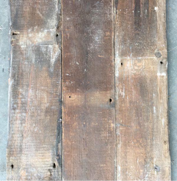 Reclaimed 150mm roofboards (rear of boards)