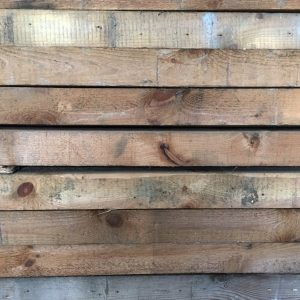 Reclaimed Pine Purlins
