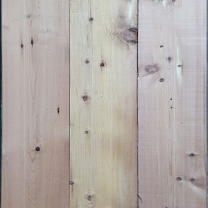 Re-sawn pine floorboards 205mm
