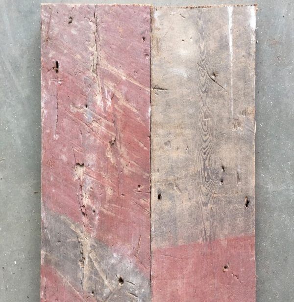 Reclaimed 170mm factory boards