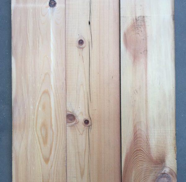 175mm re-sawn pine floorboards