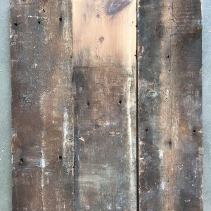 Reclaimed 160mm roof board.