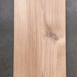 180mm x 20mm solid rustic oak