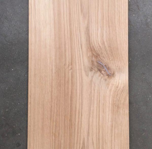 180mm x 20mm solid rustic oak