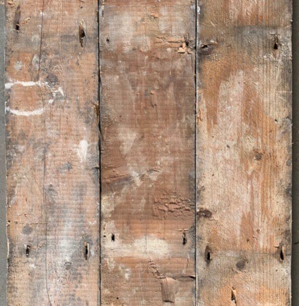 Reclaimed pine floorboards 155mm (rear of boards)