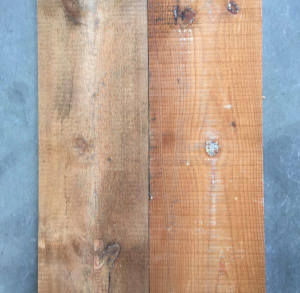 245mm re-sawn floorboards