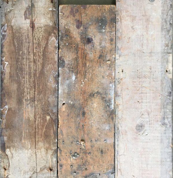 Reclaimed floorboards 160mm (rear of boards)