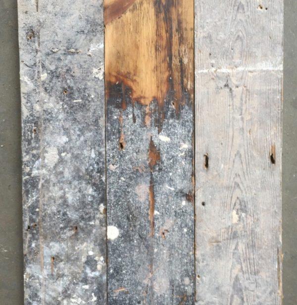 Reclaimed floorboards 108mm