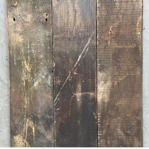 Reclaimed 140mm roof boards