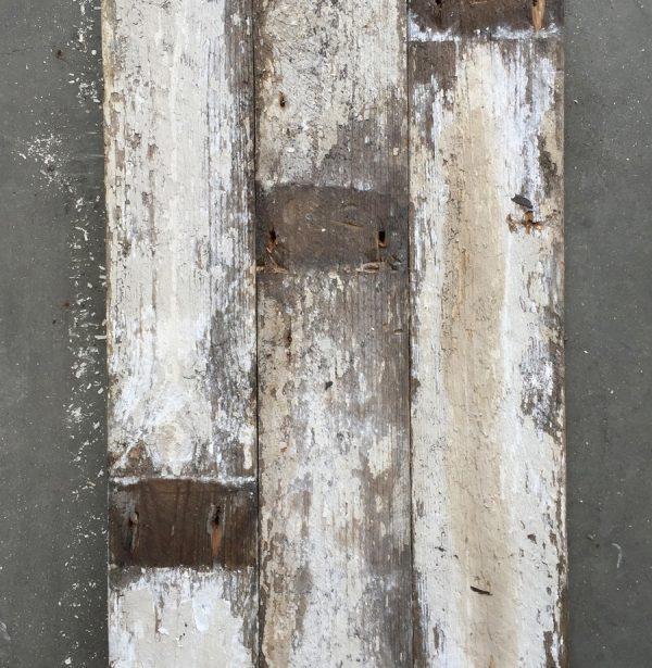 Reclaimed workshop board (rear of board)