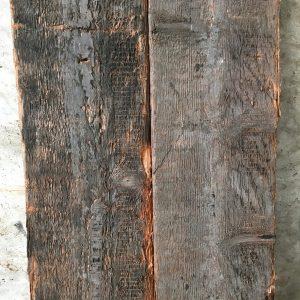 Douglas fir cladding
