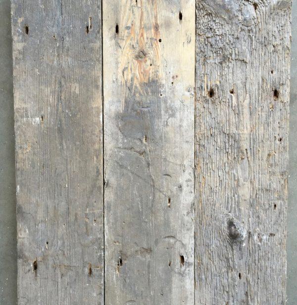 Reclaimed factory board