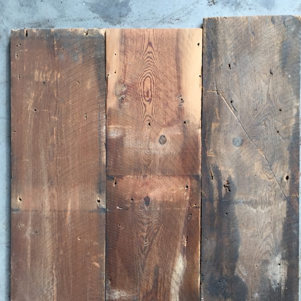 200mm reclaimed roofboards