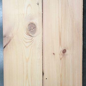230mm re-sawn pine floorboard