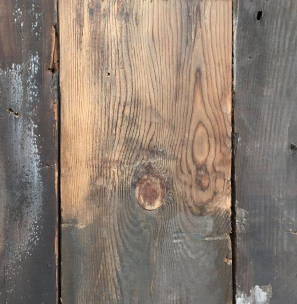 Douglas Fir roof boards (lightly sanded section)