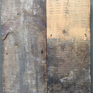 Reclaimed 225mm roof boards