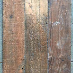Reclaimed 145mm douglas fir roofboard
