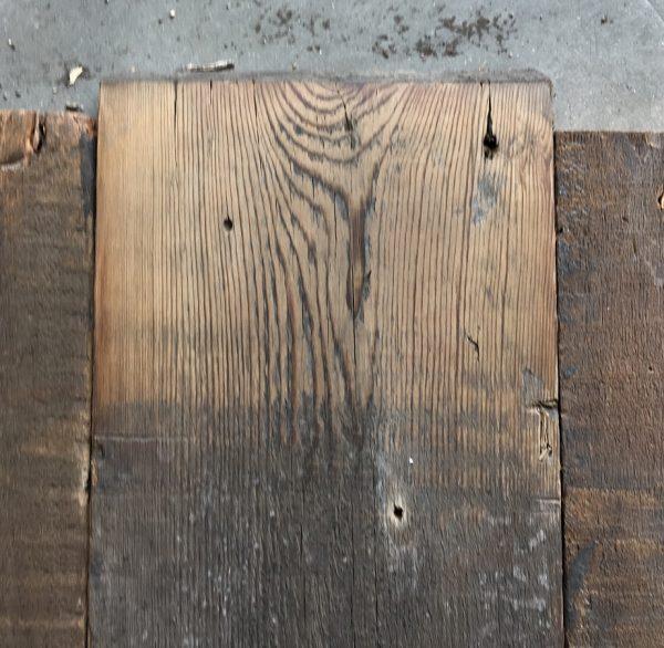 180mm reclaimed roof board (slightly sanded)