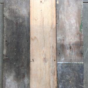 Reclaimed 145mm floorboard