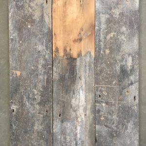 Reclaimed 135mm floorboards (lightly sanded)