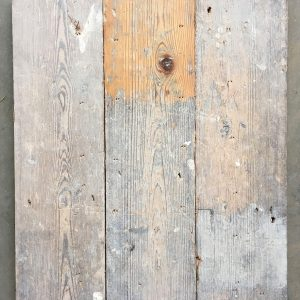 Reclaimed 156mm floorboards.
