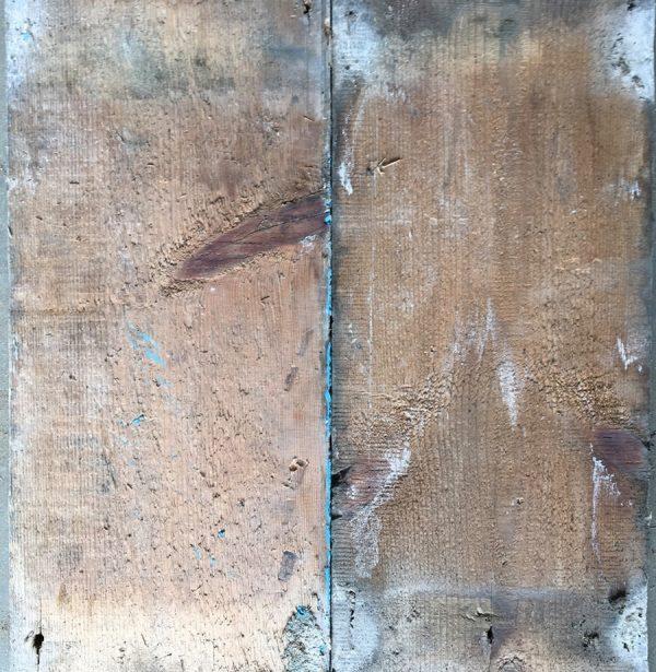 Reclaimed floorboards 215mm (rear of boards)