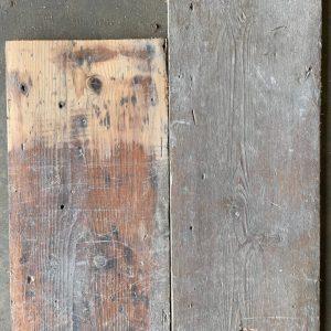 Reclaimed 215mm floorboards