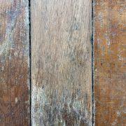 Reclaimedoak strip 65mm (lightly sanded section)