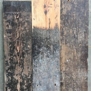 Reclaimed 120mm floorboards