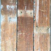 Reclaimed 120mm floorboards (rear of boards)
