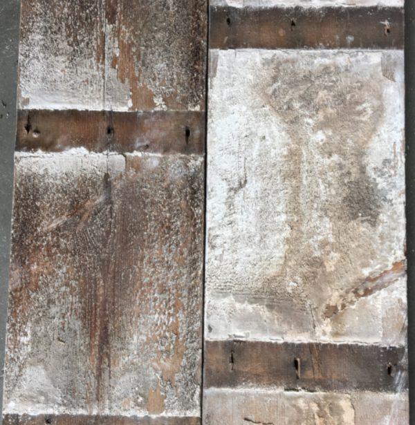 Reclaimed roofboard 230mm (rear of boards)